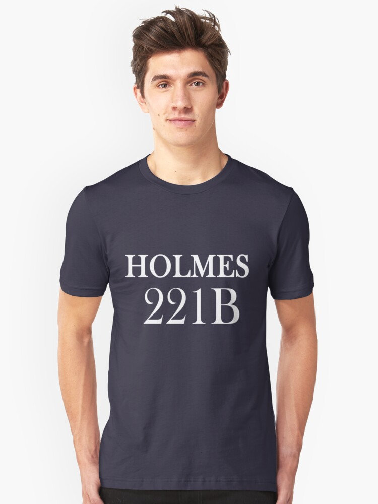 Holmes Unisex T-Shirt Front