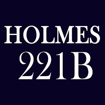 Holmes by ileniamaranii