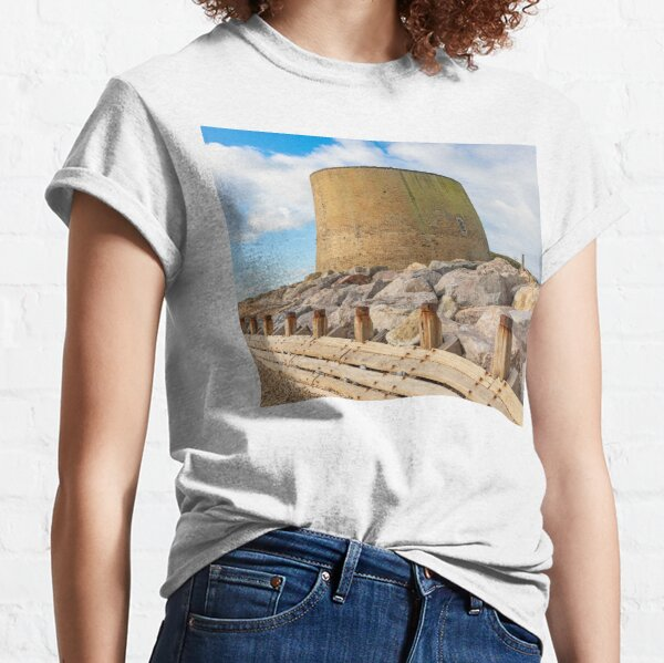Martello Tower 14 Classic T-Shirt