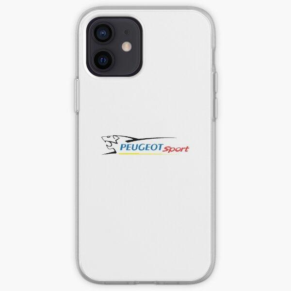 Peugeot Sport Coque souple iPhone
