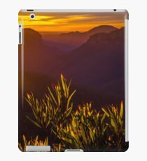 Grose valley iPad Case/Skin