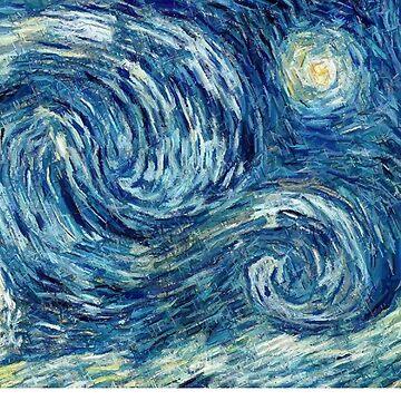 Van Gogh by danyy