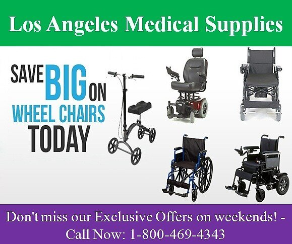Los Angeles Medical Supplies by Crescent Medical  Supply