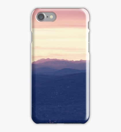 Going to rise up, find my direction magnetically iPhone Case/Skin