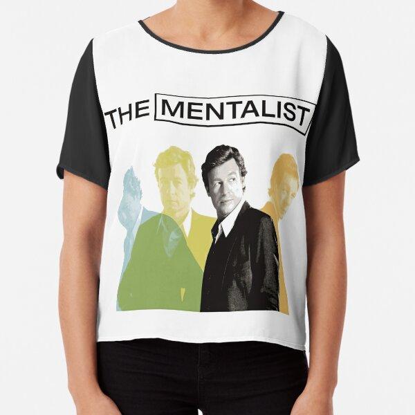 The mentalist Chiffon Top