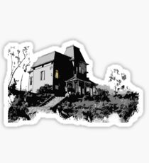 Welcome to Bates Motel Sticker