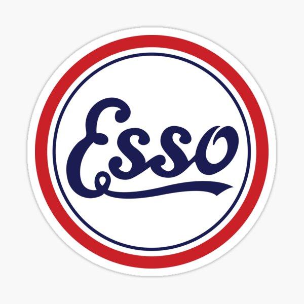 Esso Sticker