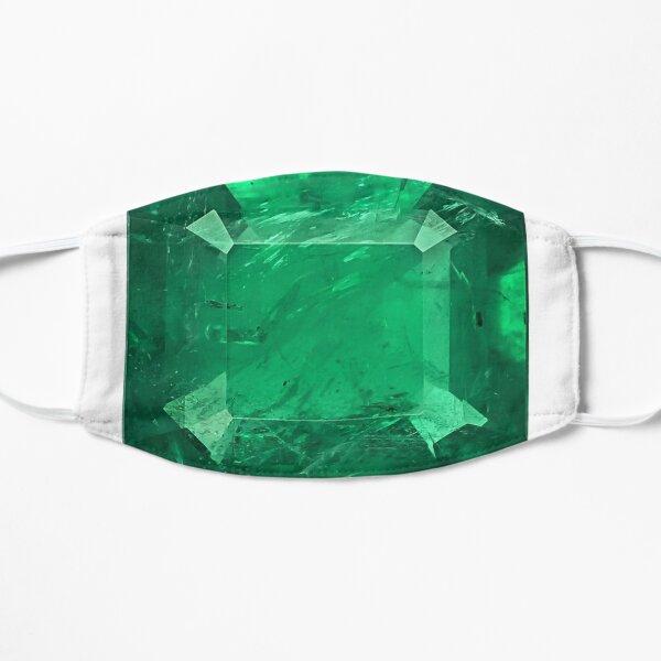 Emerald Flat Mask