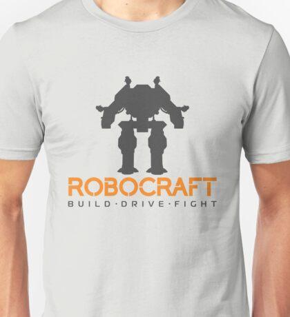 Robocraft Mech + Logo T-Shirt