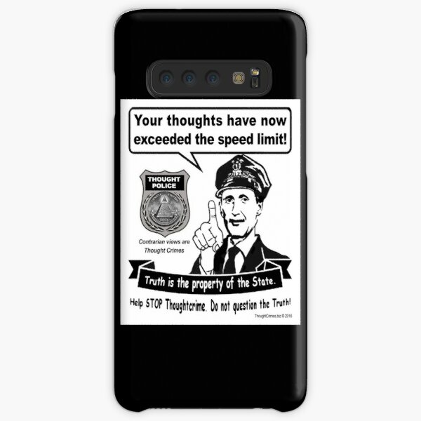 Thought Police Samsung Galaxy Snap Case