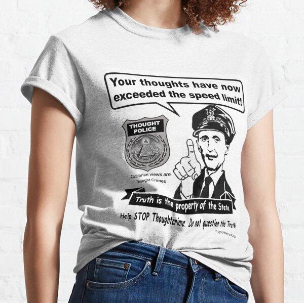 Gedankenpolizei Classic T-Shirt