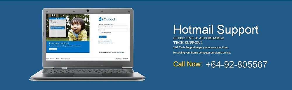 For Technical Help And Support Contact Hotmail Support Number New Zealand  by elizabethau