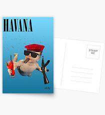 Havana - Smells Like Baby Spirit Postcards