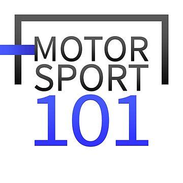 Motorsport101 Dark Logo by Motorsport101