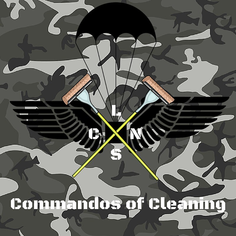 Commandos of Cleaning by AlexJarrod