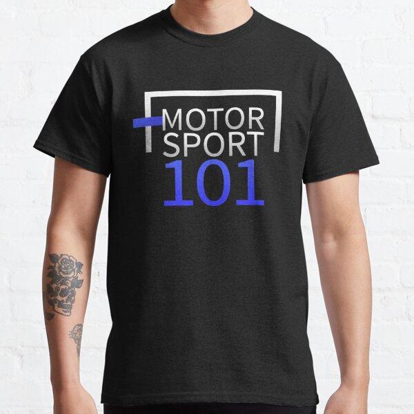 Motorsport101 Light Logo Classic T-Shirt