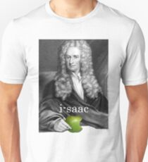 i-saac Newton Unisex T-Shirt
