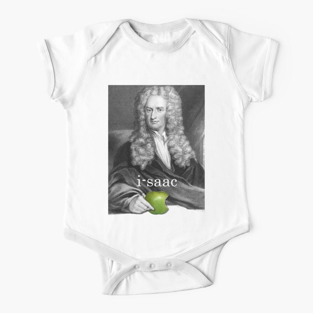 i-saac Newton Body para bebé
