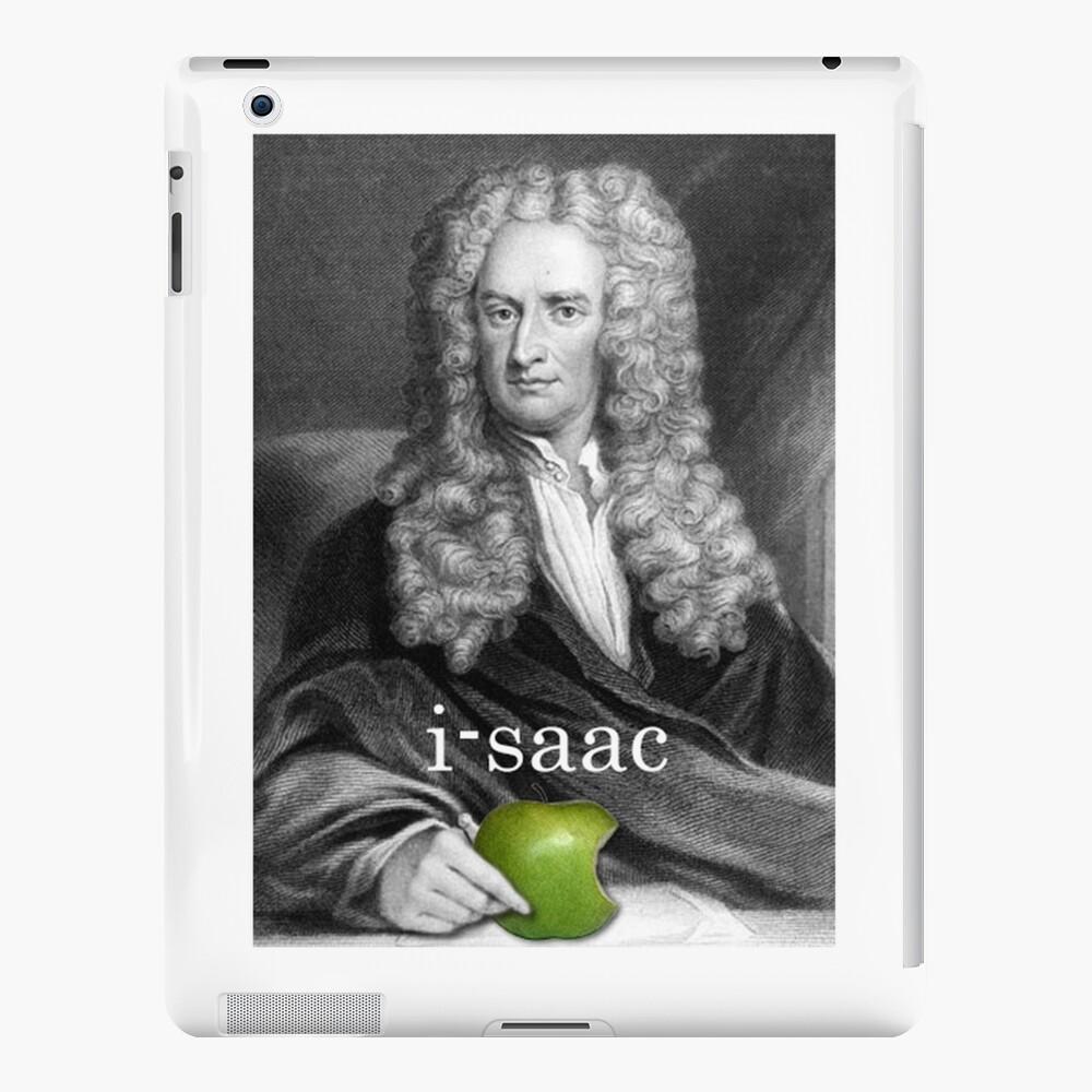i-saac Newton Funda y vinilo para iPad