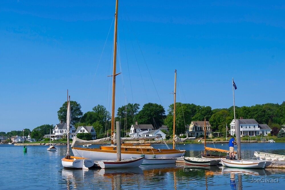 Fine Boat Collection by JoeGeraci