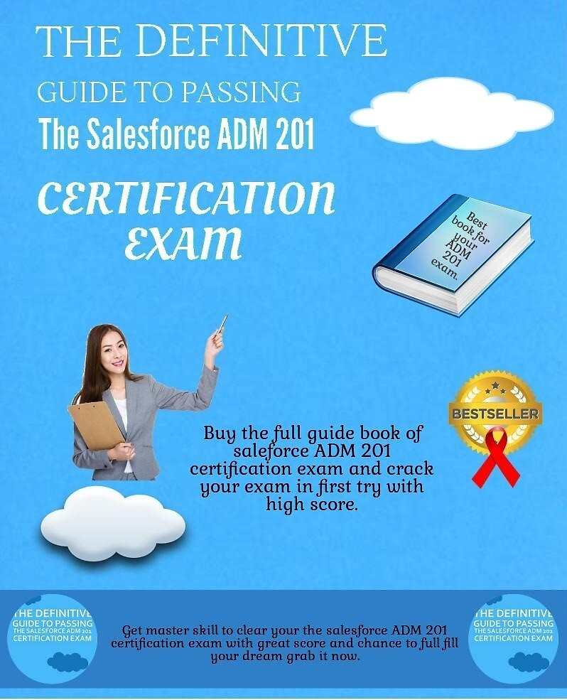 Salesforce Certification Guide by Salesforce Certifications