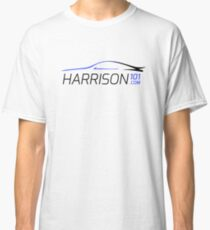 Harrison101.com Dark Logo Classic T-Shirt