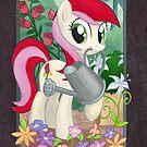 Rose Gardening by EchoesLight