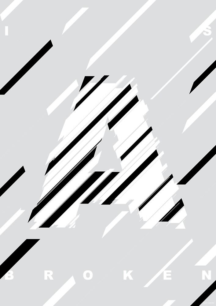 A is Broken by Gaetan PLAIT