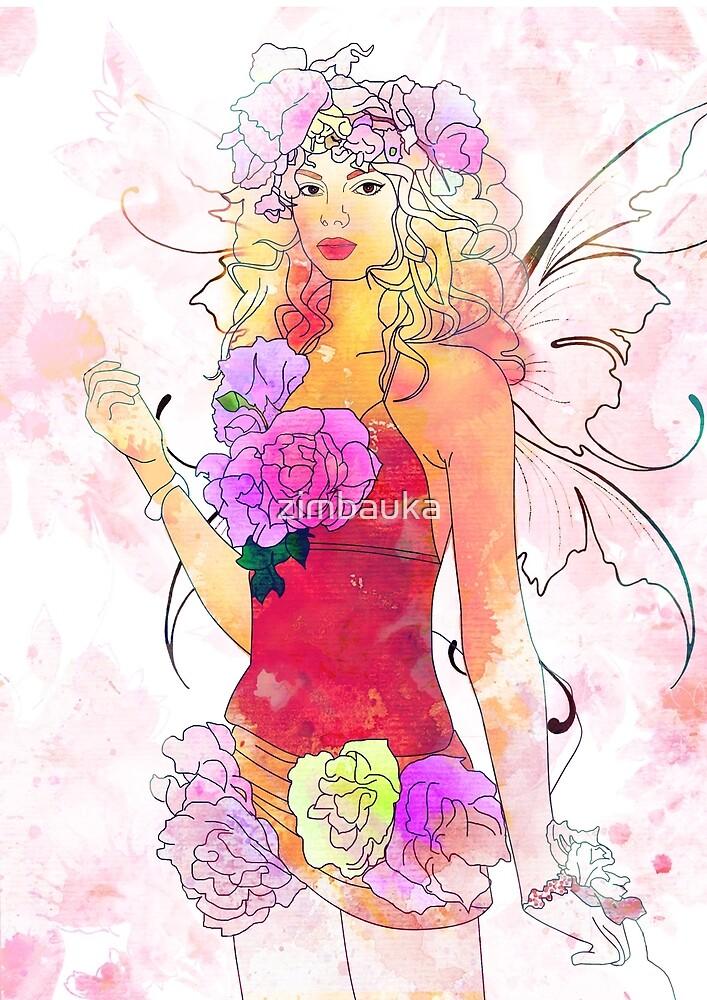 Fairy by zimbauka