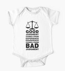 The Balance Paradox Kids Clothes