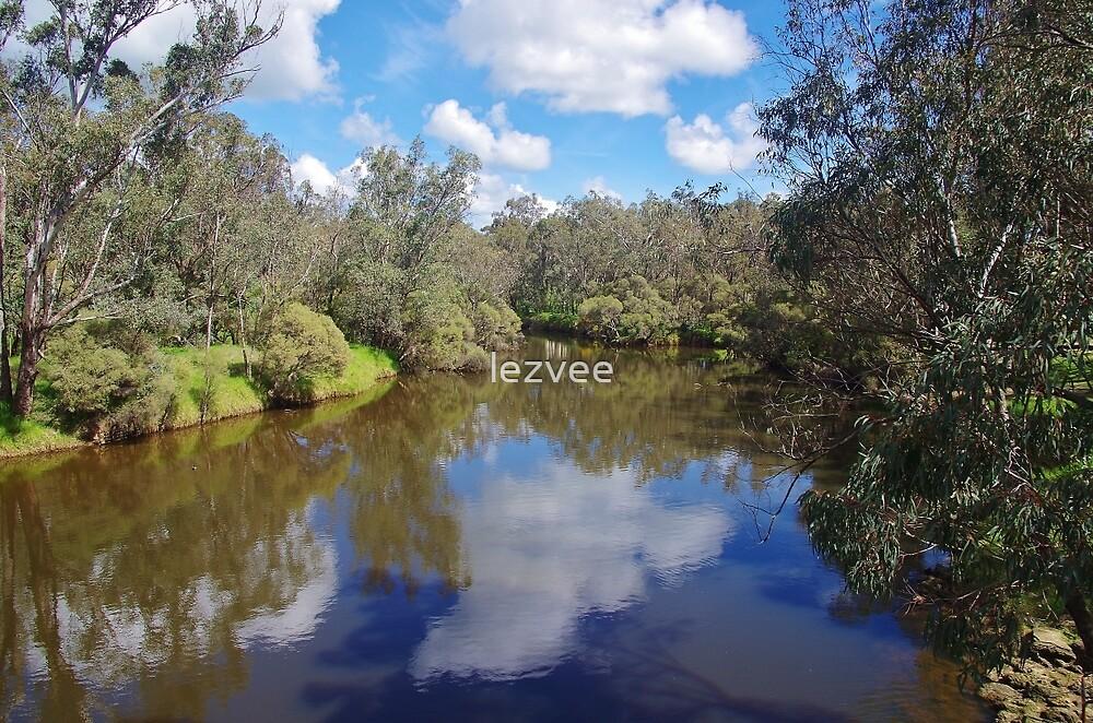 The Pinjarra Murray River by lezvee