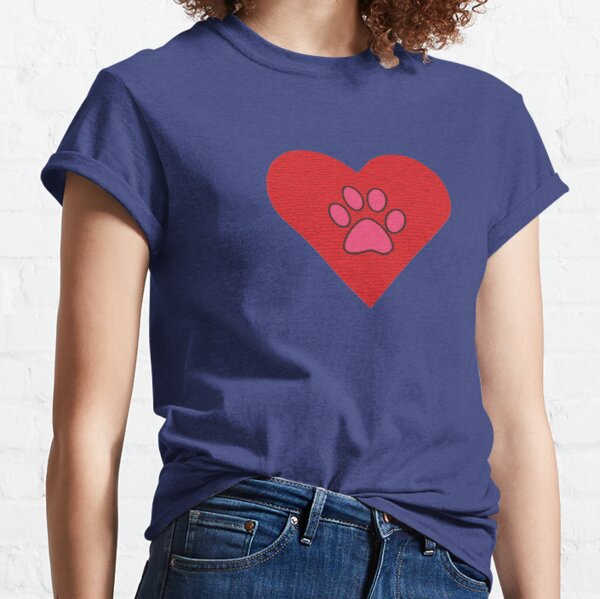 Pet Lovers Show Your Love! Classic T-Shirt