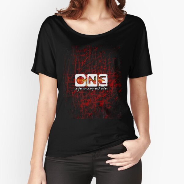 U2 One new release Relaxed Fit T-Shirt