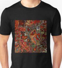 Blood Geode Unisex T-Shirt