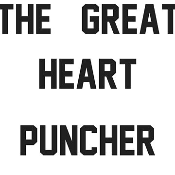 The Great Heart Puncher (Ox Baker) by wrasslebox