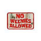 Spongebob Squarepants - No Weenies Allowed by Brenden Talarczyk