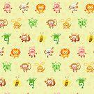 Cute animal kingdom by Zoo-co
