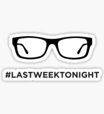 Last Week Tonight  Sticker