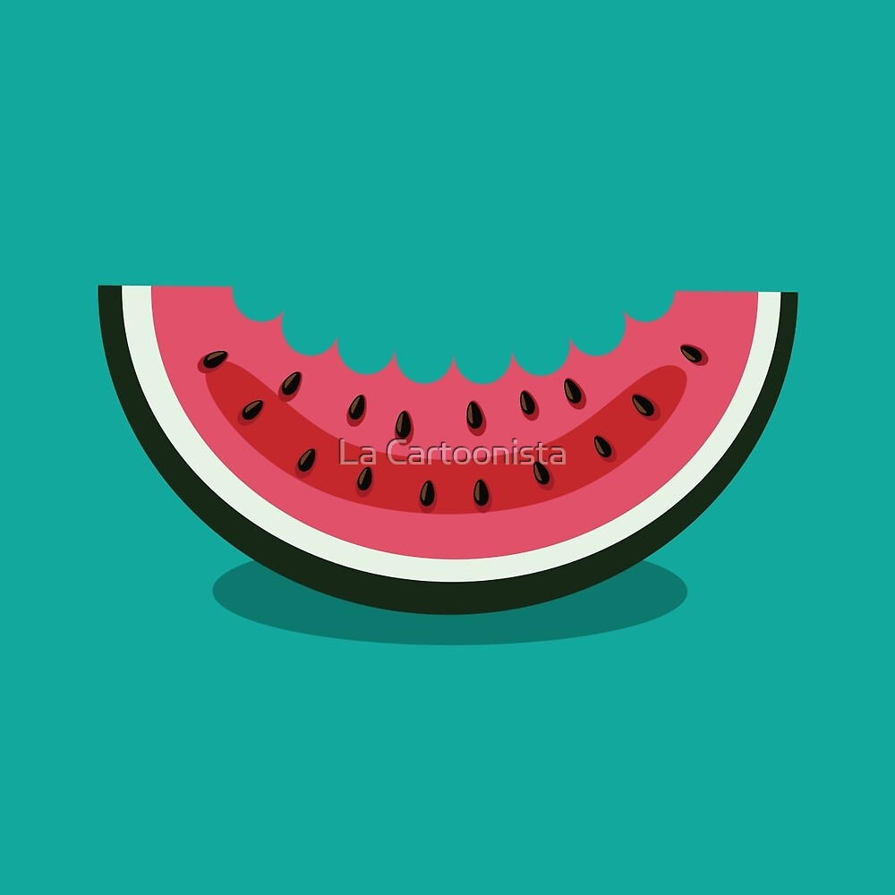 Watermelon icon by Michele Paccione