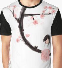 Blossom Girl Graphic T-Shirt