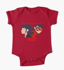 Dual Identities: Marinette and Ladybug Kids Clothes