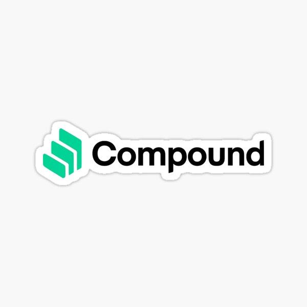Compound Finance Sticker