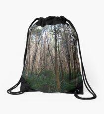 Where the fairies come to play Drawstring Bag