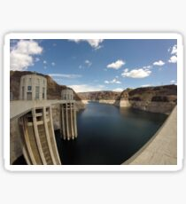 Lake Mead Photography Sticker