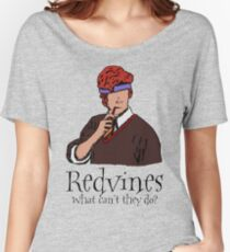 Redvines Women's Relaxed Fit T-Shirt