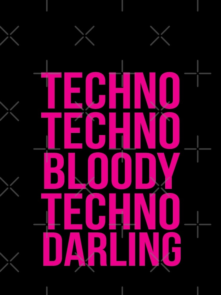 Absolutely Fabulous - Techno, Techno by FizzBang