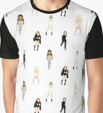 Spiceworld All Over Graphic T-Shirt