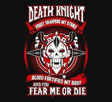 Death Knight Frost Sharpens My Strike - Wow Unisex T-Shirt