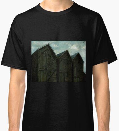 Net Huts in Warm Sunshine Classic T-Shirt