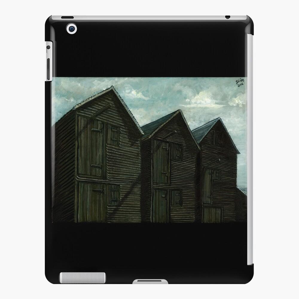 Net Huts in Warm Sunshine iPad Case & Skin